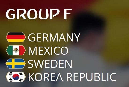 Sverige i Fotbolls VM 2018 Ryssland