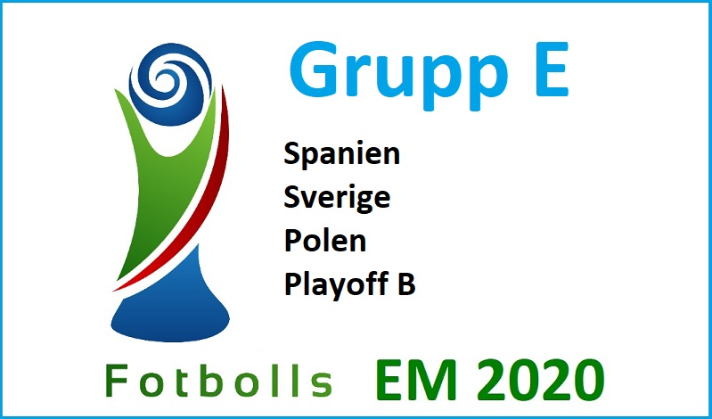 Så spelas Sveriges matcher i fotbolls EM 2020